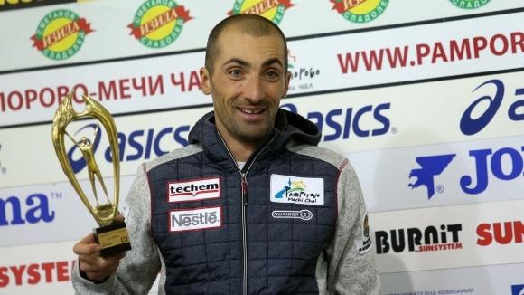 Илиев завърши 12-и в индивидуалната на СП в Поклюка, титла за Легрейд
