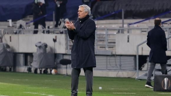 Моуриньо посочи какво го притеснява, въреки разгромната победа