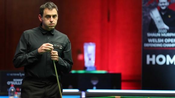 Рони О'Съливан - Марк Уилямс е звездният полуфинал в Welsh Open