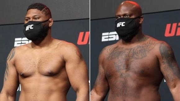 Четирима се провалиха на кантара и една битка отпадна от галата на UFC