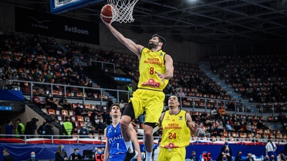 Северна Македония все още може да се присъедини към България на ЕвроБаскет 2022