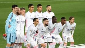 """Реал Мадрид - """"царството"""" на контузиите"""