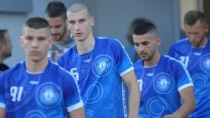 Черноморец (Бургас) се подсили с още един нов