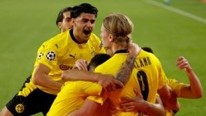 Борусия (Д) показа на Севиля разликата между ШЛ и Лига Европа (видео)