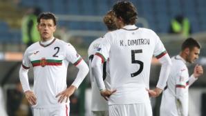 България запази позиции в топ 70 в ранглистата на ФИФА