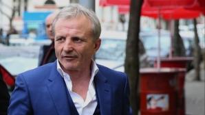 Гриша Ганчев няма да се оттегля от ЦСКА-София?