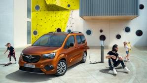 Новият Opel Combo-e Life – героите на ежедневието вече са електрически