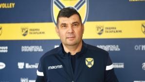 Драган Иванов: Целите пред Хебър са 2 - спечелване на Купа и шампионска титла