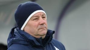 Стоянович: Изгубихме 2 точки, за Робърта не знам нищо