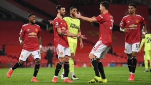 Ефективен Ман Юнайтед се справи с Нюкасъл (видео)