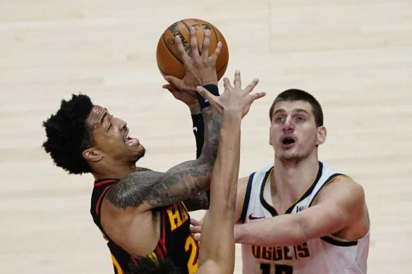 Атланта поднесе изненадата на вечерта в НБА