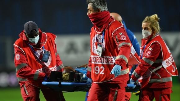 Виктор Осимен е с травма на главата, пореден проблем пред Гатузо