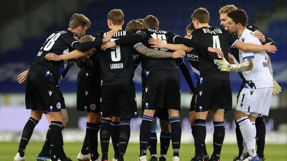 Германски клуб се оплака от финансовия удар на COVID-19