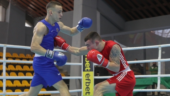 """Две победи за боксьорите ни в сутрешната сесия на Купа """"Странджа"""""""