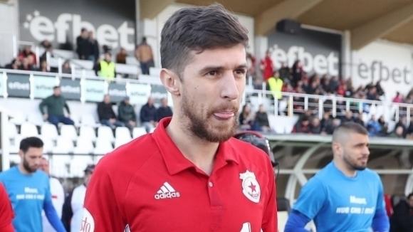 """Пинто говори с уважение за престоя си на """"Армията"""", но заяви: Не се поколебах да напусна ЦСКА"""
