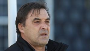 Георги Иванов: Доволен съм от точката
