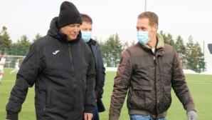 Човекът на ФИФА проговори за VAR-а в България