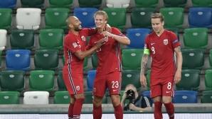 Холанд и компания ще играят квалификация за Катар 2022 в Испания