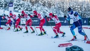 Спринтовете на СП по ски-северни дисциплини бяха преместени за четвъртък