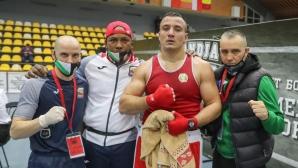 Радослав Панталеев и Станимира Петрова продължават на 1/4-финалите