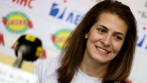 Отлично завръщане на Светлана Каменова на ринга