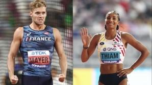 Тиам и Майер гонят европейски титли в Торун