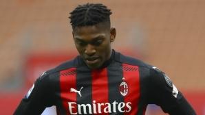 Нападател на Милан: Последните ни резултати не ни правят по-слаби