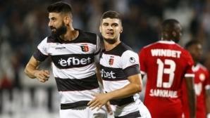 Скаут на Сент Етиен ще гледа Георги Минчев срещу Етър