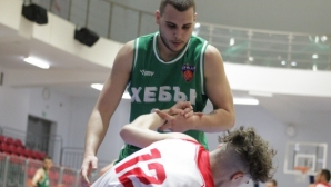 Хебър се справи с Енигма Фойерверк, седма победа за ЦСКА
