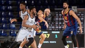 Отборът на Тони Паркър шокира и Барселона