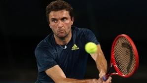 Жил Симон си взима почивка от тениса