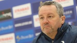 Стоянович: Следващата седмица е много важна за Левски