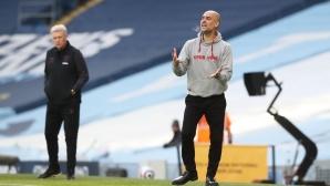 Гуардиола изпревари Моуриньо за още един рекорд в Англия