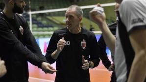 Старши треньорът на Локомотив (Пловдив) пое националния отбор на Украйна