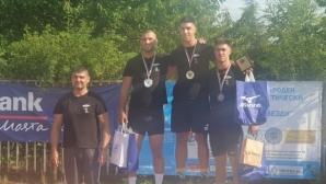 Валентин Андреев спечели титлата на чук