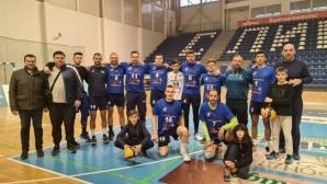 Сливнишки герой и Мартин Стоев с 12-а победа в Западната група