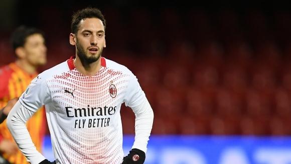 Милан няма да може да разчита на още един играч срещу Верона