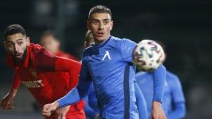 Левски се раздели със защитник преди мача с Берое