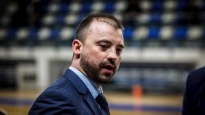 Хаджисотиров: Отборен успех, продължаваме да играем мач за мач