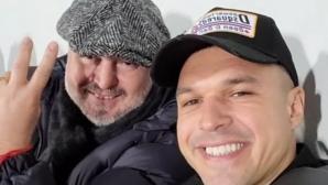 Божинов към Ясен Петров: Най-големият си! (видео)