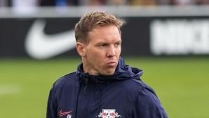 РБ Лайпциг може да остане без двама ключови играчи за 1/4-финала срещу Волфсбург