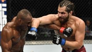 Хорхе Масвидал: Ще се бия за титлата с Усман през септември
