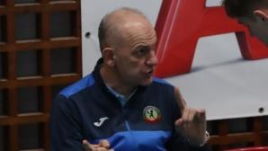 Даниел Пеев пред Sportal.bg: Добър мач срещу ЦСКА, чака ни трудно гостуване на Хебър (видео)