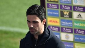 Артета отговори на спекулациите свързващи го с Барселона