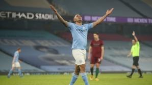 Гуардиола засипа с похвали Жезус след двата гола