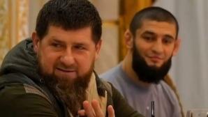 Рамзан Кадиров убедил Чимаев да не се оттегля