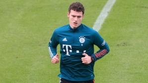 Добри новини за Ханзи Флик преди дербито с Борусия (Дортмунд)