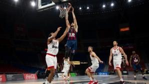 Везенков и Олимпиакос се сринаха в Испания