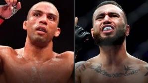 Едсон Барбоса срещу Шейн Бургос на UFC 262