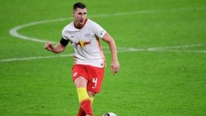 Защитник на РБ (Лайпциг) под въпрос за реванша с Ливърпул